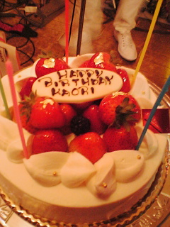 ☆Happy Birthday☆