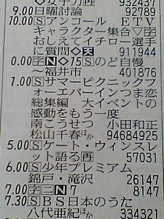 NHK BS2…