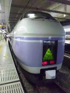 新宿駅にて…