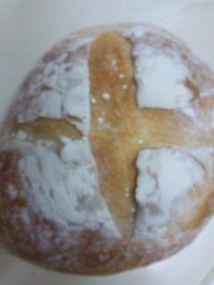 田舎パン…