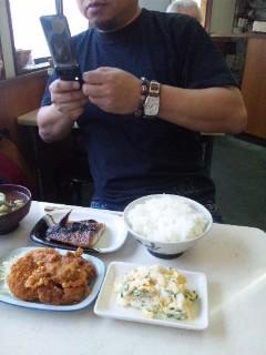 和泉食堂再び…