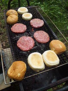 山中湖BBQ…
