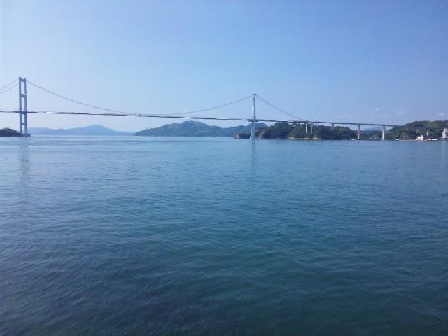 下田水港周辺から…