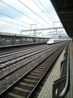 名古屋へ…