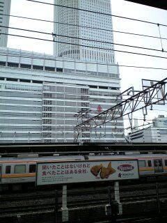 名古屋駅にて…
