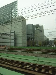 東京国際フォーラム横…