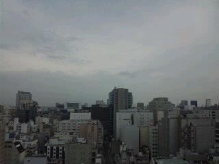 名古屋の朝(12日)…