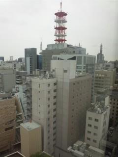 名古屋の朝(14日)…