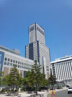 札幌到着(^_^)v…