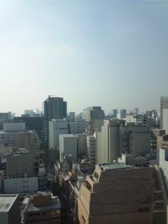 名古屋到着…