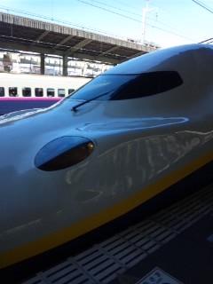 高崎駅発…