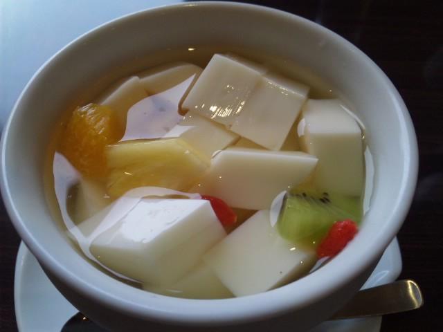 杏仁豆腐…