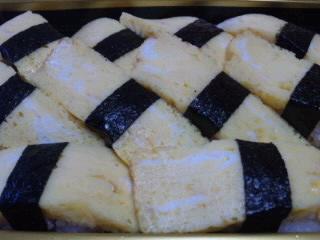 玉子寿司…