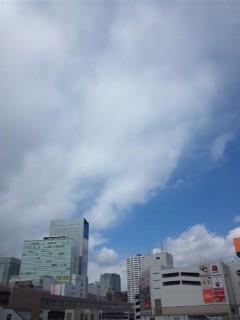 仙台にて…